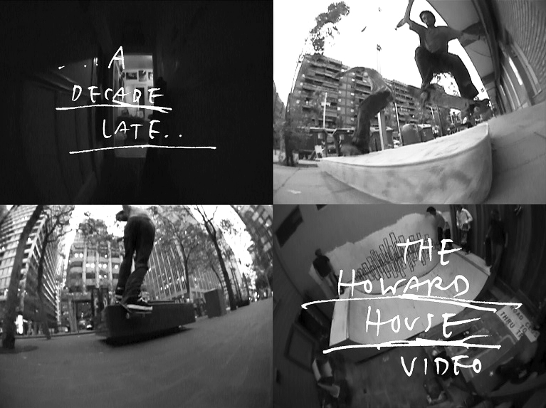 Hart's in Motion : the Howard House video review - Magenta Skateboards