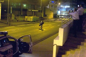 leo valls - police liberte - Magenta Skateboards