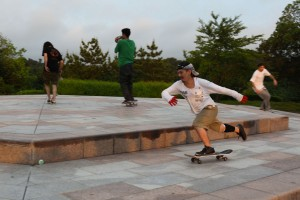 Takahiro Morita - Magenta Skateboards