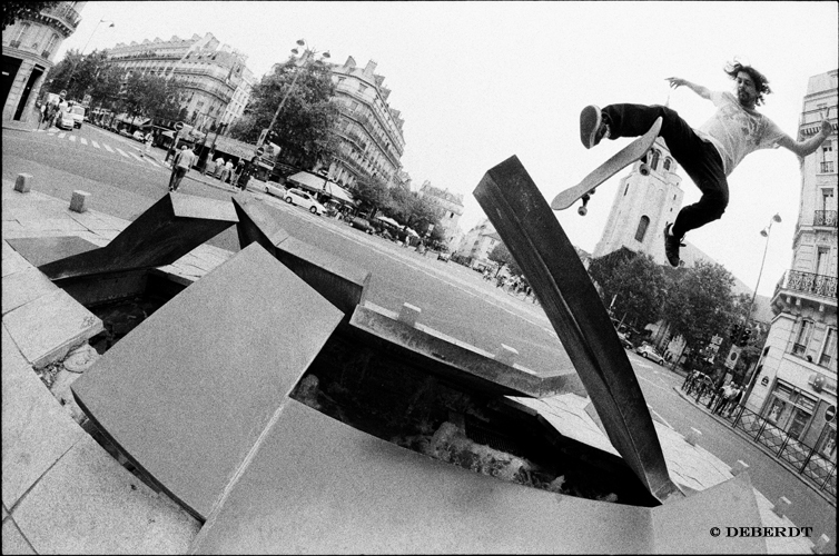 Soy Panday, 360 flip Paris