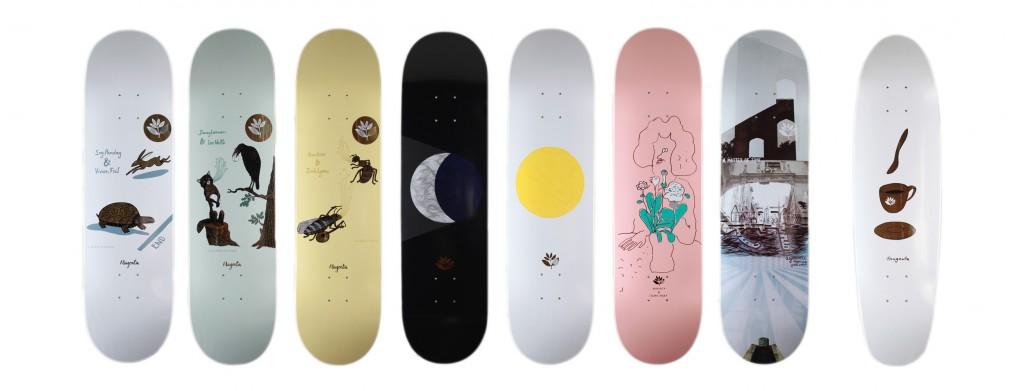 SUMMER 16 Skates