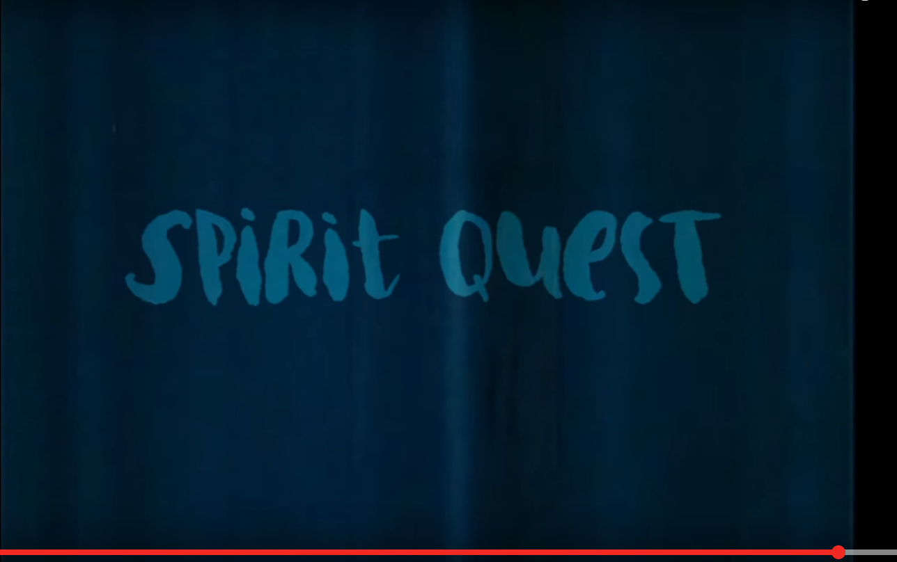 Spirit quest cover