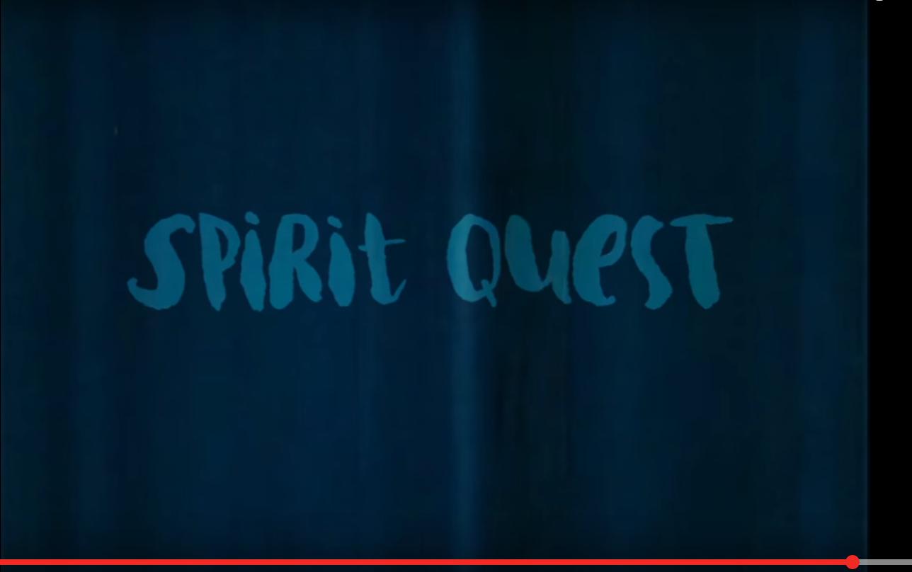 Spirit quest cover