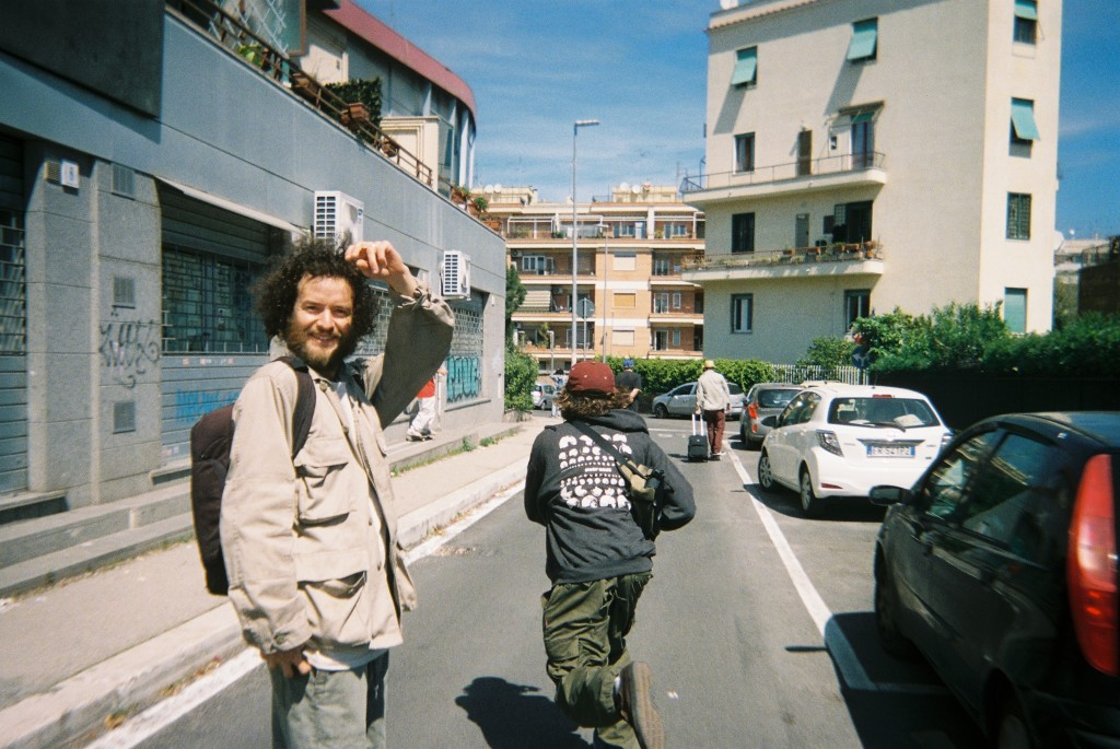 MAGENTA ITALIA ZACH CRUISE