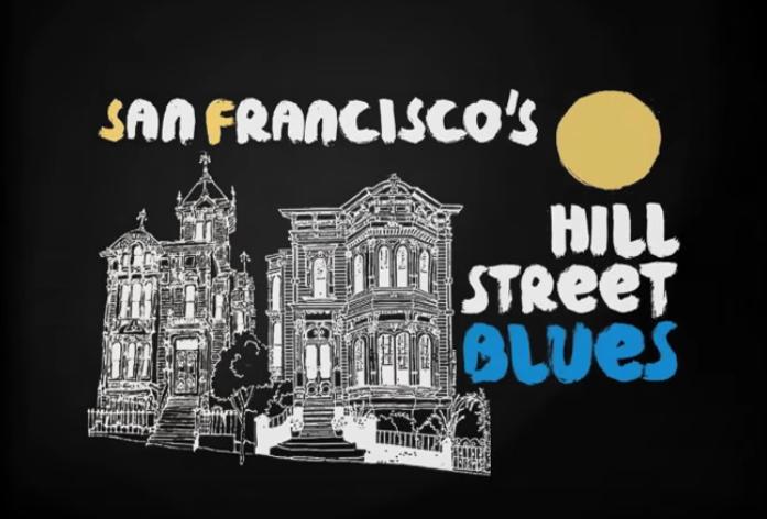 SF HILL STREET BLUES