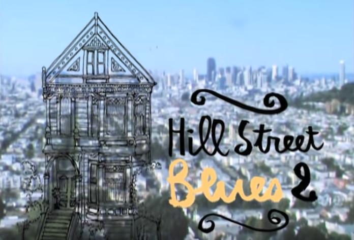 SF HILL STREET BLUES 2